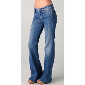 MOTHER The Wilder Trouser Jeans Size 27